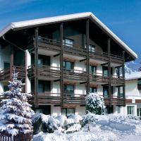 인스브루크에 위치한 호텔 Clubhotel Götzens