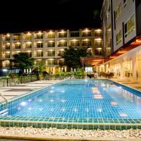 Sinsuvarn Airport Suite Hotel, hotel in Lat Krabang