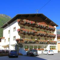 Hotel Pension St. Leonhard, Hotel in St. Leonhard im Pitztal