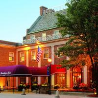 The Dearborn Inn, A Marriott Hotel, hotel in Dearborn