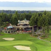Crown Isle Resort & Golf Community, hotel em Courtenay