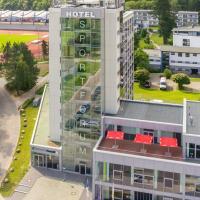Hotel Sportforum, отель в Ростоке