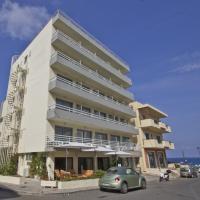 Nafsika Hotel, отель в Родосе