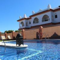 Hostal Alhambra, hotel en Zahora