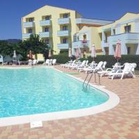 Resort Isola Rossa, hotel a Bosa
