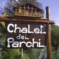 Chalet Dei Parchi, hotel in Saracinesco