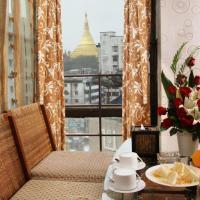 Crystal Palace Hotel, hotel in Yangon