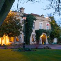 Woodland Manor Hotel, hotel in Bedford