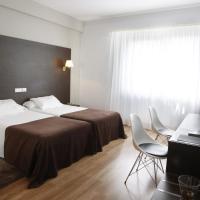 Hotel Méndez Núñez, hotel en Lugo