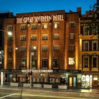 Great Southern Hotel Sydney, hotel in Sydney