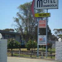 Motel Dimboola, hotel em Dimboola