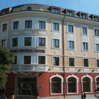 Hotel Park Central, hotel in Sliven