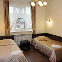 TGK Koleso Hotel, hotel in Velsk