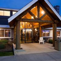 AmericInn by Wyndham Two Harbors Near Lake Superior、トゥー・ハーバーズのホテル