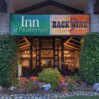 The Inn at Pasatiempo, hotel in Santa Cruz