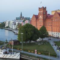 Elite Hotel Marina Tower, hotel in Stockholm