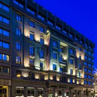 Danubius Hotel Hungaria City Center, hotel a Budapest