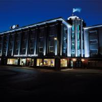 Viesnīca Grand Hotel Viljandi Viljandos