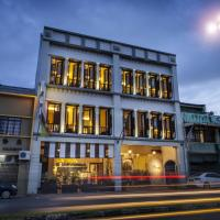 The Ranee Boutique Suites, hotel in Kuching