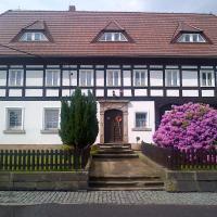 Dvůr Pohody, отель в городе Варнсдорф