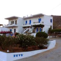 Zeus Apartments, hotel in Xerokampos