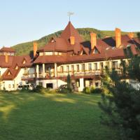 Troyanda Karpat, hotel in Karpaty