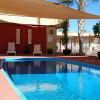 Desert Sand Motor Inn, hotel in Broken Hill