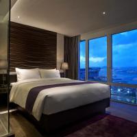 Gloucester Hotel, hótel í Hong Kong