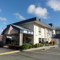 Port Augusta Inn, hotel em Comox