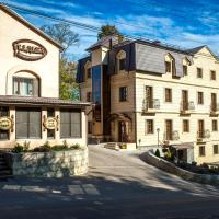 Hotel Usadba, hotel in Smolensk