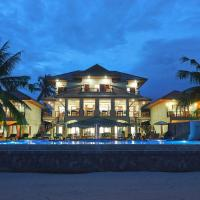 Sara Beachfront Boutique Resort โรงแรมในปะทิว