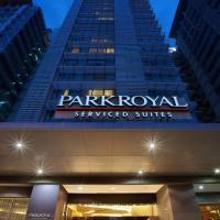 PARKROYAL Serviced Suites Kuala Lumpur: Kuala Lumpur'da bir otel