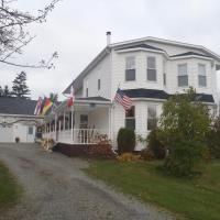 The Parrsboro Mansion Inn, hotel em Parrsboro