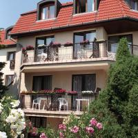 Helios Apartman Hotel, hotell sihtkohas Budapest