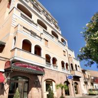 Colonna Palace Hotel Mediterraneo, отель в Ольбии
