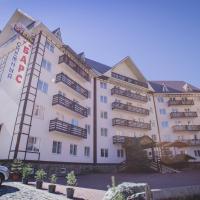 Отель Снежный Барс Домбай