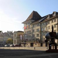 Hôtel de la Rose, отель в городе Фрибур