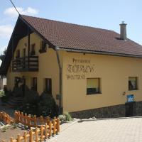 Pension Tofalvi, hotel in Harghita-Băi