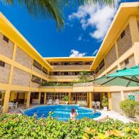 Pizzato Praia Hotel, hotel in Natal