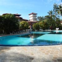 Villa Ranmenika, hotel v mestu Ahungalla