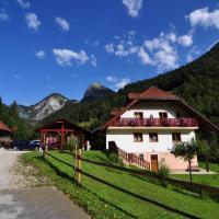 Country house - Turistična kmetija Ambrož Gregorc, hotel in Solčava