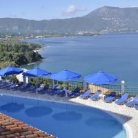 Kommeno Bella Vista, hotel in Kommeno