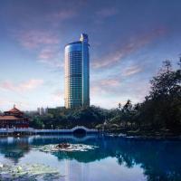 シャングリラズ ファー イースタン プラザ ホテル タイナン、台南市のホテル