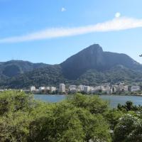 Charme e Elegância na Lagoa, hotel in Lagoa, Rio de Janeiro