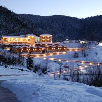 Ipsivaton Mountain Resort , ξενοδοχείο στη Μούχα