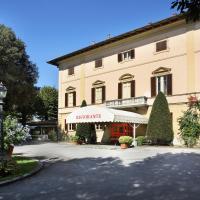 Hotel Villa Delle Rose, hotell i Pescia