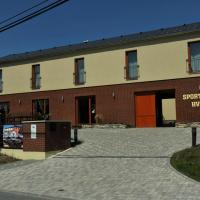 Sport Klub Hvozd, отель в городе Hvozd