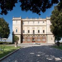 Park Hotel Villa Grazioli, hotell i Grottaferrata
