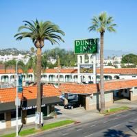Dunes Inn - Sunset, hotel em Los Angeles