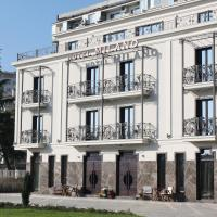 Milano Hotel, отель в Бургасе